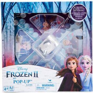 2-4 player Disney Frozen 2 II  pop-up game Cardinal 2019 New Elsa Anna Age 4