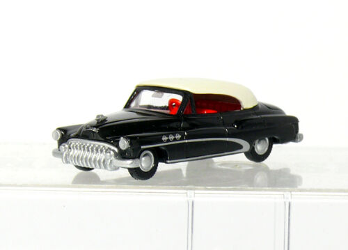 UU coches Buick convertible con capota 1 87 nuevo embalaje original nº 84703 Praline 4703 EE
