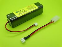 2500ma Tx Battery Fits Turnigy 9x / 2508b-9x / Made In Usa