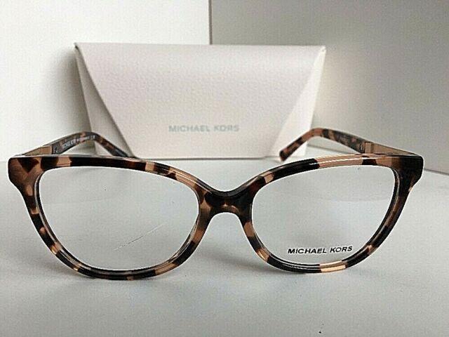 28bdac1354a9 Michael Kors Eyeglasses Mk4029 3155 Peach Tortoise for sale online ...