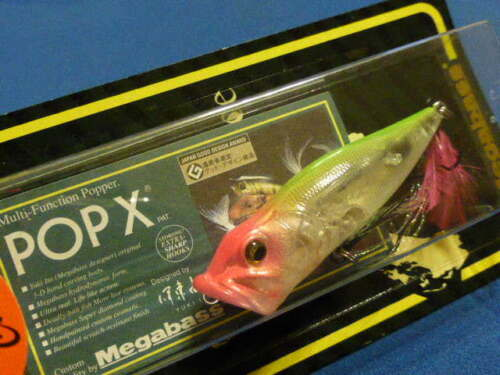 "Megabass  POP-X Limited Color /""NC RISING SUN/"" NIP"