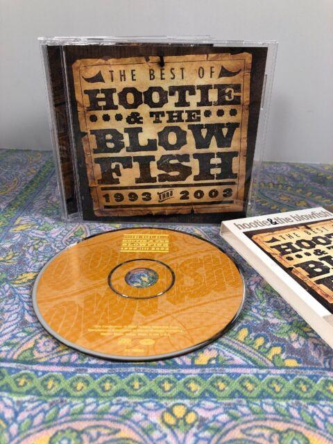 The Best of Hootie & the Blowfish (1993 Thru 2003) - Hootie & the Blowfish ~ CD