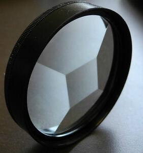 77mm Multi Multiple Image Lens Multivision Special Effect Filter