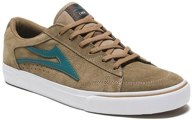 Lakai - Ellis Walnut Suede - shoes