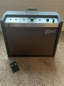 Gibson Scout Vintage Guitar Amplifier 1960's