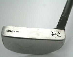 Wilson-TPA-XVIII-Putter-35-Inch-Stahl-Notizbuch-mit-Golf-Pride-Special-Grip