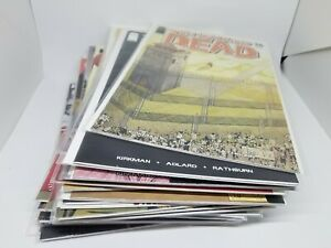 THE-WALKING-DEAD-Back-Issues-You-Pick-amp-Complete-Your-Collections