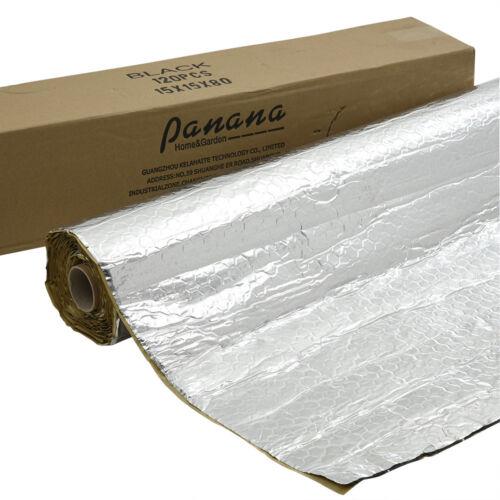 Panana Car Sound Proofing Deadening Motorhome Van Insulation Closed Cell Foam