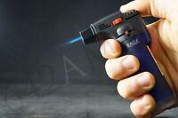 (original) Eagle Jet Torch Gun Adjustable Windproof Flame Refillable Lighter