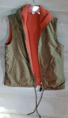 $179 Tommy Hilfiger Reversible Vest Size L