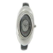 Orologio donna O.I.W. Officine Italiane Wrist Watch cassa acciaio con zirconi