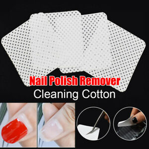 180Pcs-Box-Lint-Free-Nail-Polish-Remover-Cottons-Soft-Wipes-Cleaner-Nail-Art