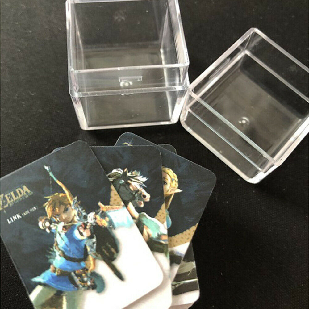 24pcs Collectable Accessories Game Cards Zelda Breath Of The Wild Fit For Switch