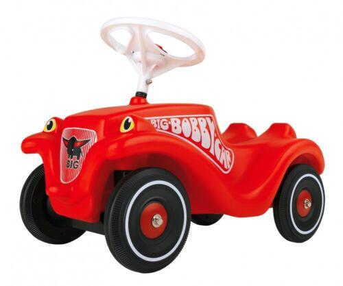 Lauflernhilfe Rutschfahrzeug BIG Bobby-Car-Classic in Rot Kinder-Rutscher