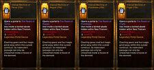 Diablo 3 RoS PS4 [SOFTCORE] - 150 Infernal Machines & 500 Forgotten Souls!