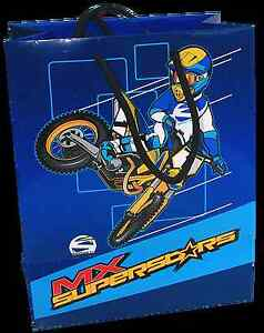 Smooth-Industries-MX-Superstars-Dirt-Bike-Gift-Bag-w-wrap-paper-Small