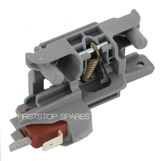 GENUINE INDESIT DISHWASHER DOOR LOCK IDL730UK.2 IDL735SUK.2 IDTMUK