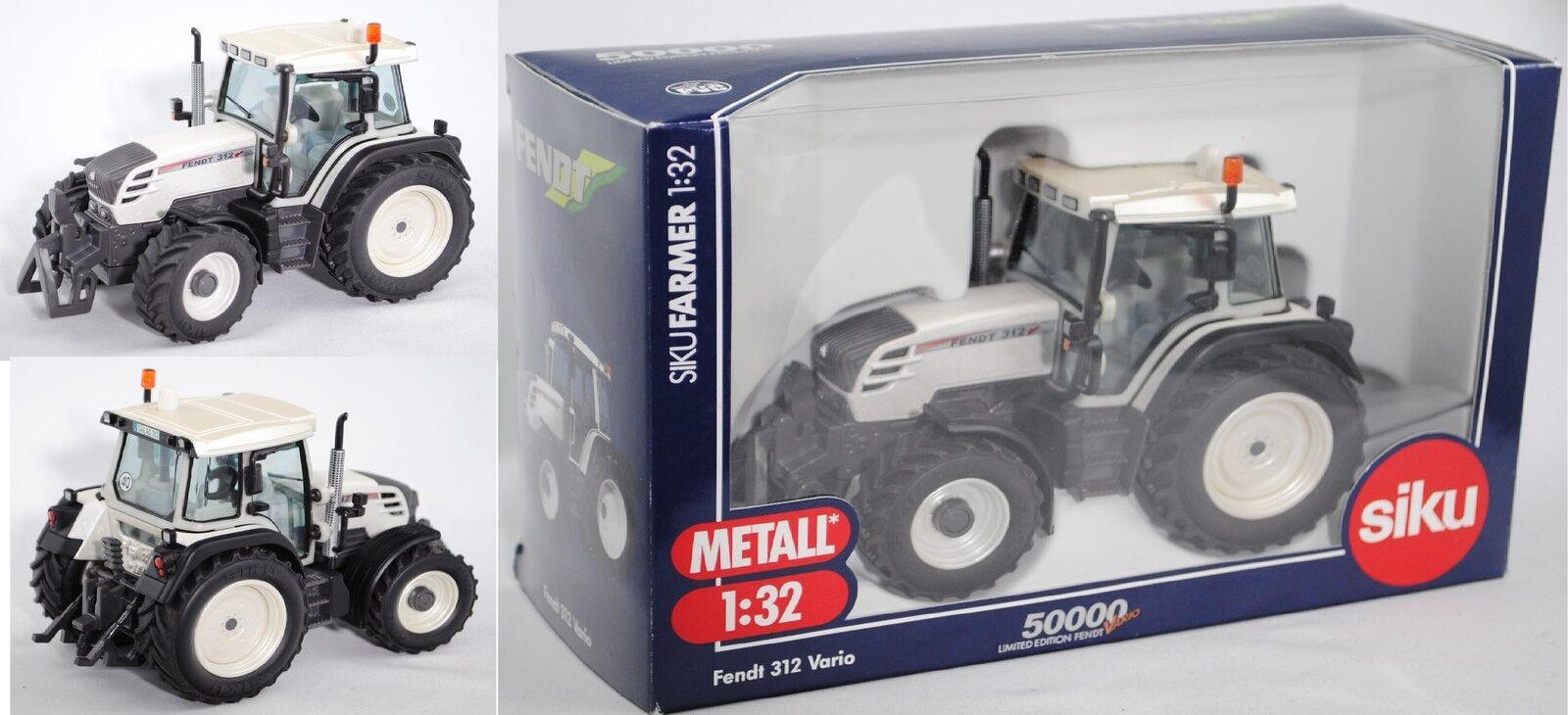 SIKU FARMER 3056 FENDT 312 Vario tracteur Champagne 1 32  50000  Modèle Spécial