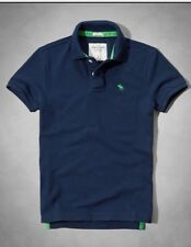 NWT Abercrombie & Fitch Men's MacNaughton Mountain Polo Size M