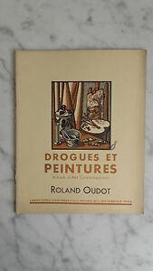 Album Arte - Medecines E Peintures - N°43 - Roland Oudot