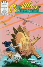 Cadillacs and Dinosaurs # 6 (USA, 1991)