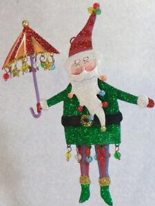 Appendino-in-metallo-e-porporina-Babbo-Natale-con-ombrellino-e-sonagli-cm-15