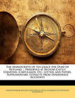 The Manuscripts of His Grace the Duke of Rutland ... Preserved at Belvoir Castle: Charters, Cartularies, Etc. Letters and Papers, Supplementary. Extracts from Household Accounts by Nabu Press (Paperback / softback, 2010)
