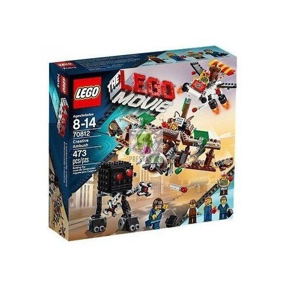 LEGO The Lego Movie Creative Ambush NEW