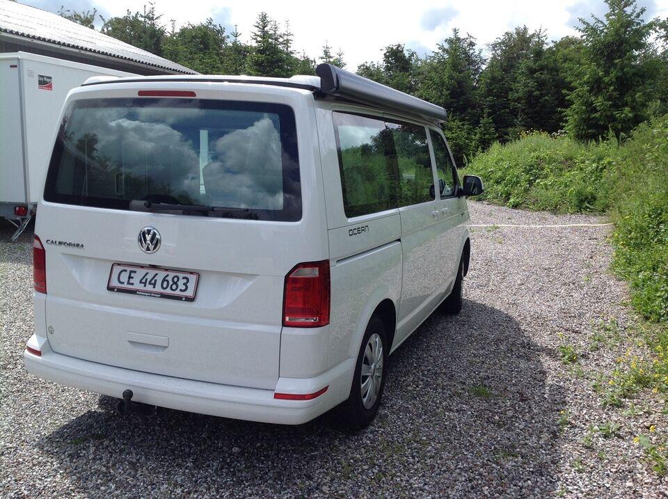 VW California 2,0 Diesel Aut., 2019, km 4000