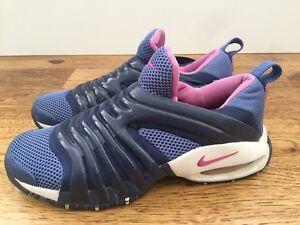 Image is loading RARE-Nike-Air-Presto-Cage-010507-Purple-Blue- 51f5b284a