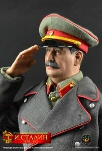 Action Figure 1/6 King Toys Staline - Figurine 12 pouces Hot Toys Sideshow URSS
