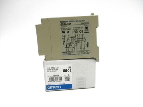 OMRON G9SA-301 24VAC//DC 5A NSMP