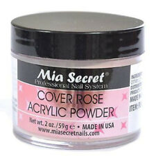 Mia Secret Cover Pink Acrylic Nail Powder 4 Oz - Made in USA