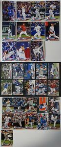 2018-Topps-Series-1-2-and-Update-Toronto-Blue-Jays-Team-Set-of-32-Baseball-Cards