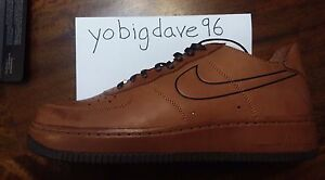 Sneakers Nike Air Force 1 Supreme CDG LeBron James on