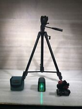 Bosch Gll40 20g 40 Ft Self Leveling Cross Line Laser With Green Beam W Tripod