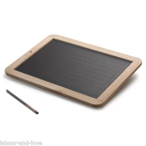Real Slate* School Blackboard Chalkboard Notice Board*