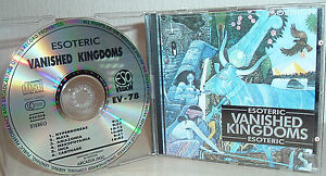 Esoteric - VANISHED KINGDOMS - Michael Duke (Arcadia Music) New Age - Saarbrücken, Deutschland - Esoteric - VANISHED KINGDOMS - Michael Duke (Arcadia Music) New Age - Saarbrücken, Deutschland