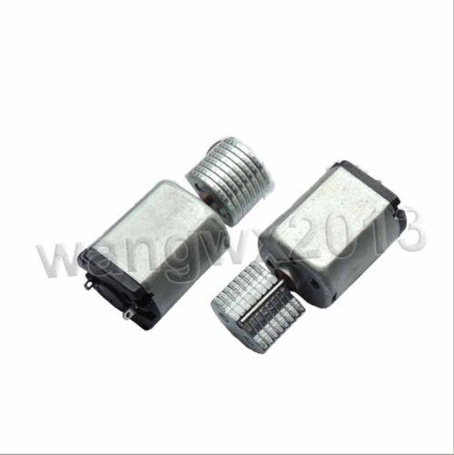 1pcs DC6V 10500 tr//min FF-030 Vibreur Vibrateur Vibration Moteur pour le bricolage Masseur