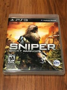 Sniper-Ghost-Warrior-Sony-PlayStation-3-2011-Complete