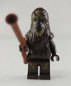 1 LEGO Star Wars minifigure WOOKIE WARRIOR from 75261 rifle