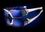 "Design De Luxe Bleu blocage HD Conduite//Sport 100/% UV Lunettes de soleil /""Vetta/"""