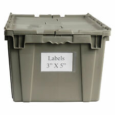 Shipping Container Label Holder 5w X 3h 25pk