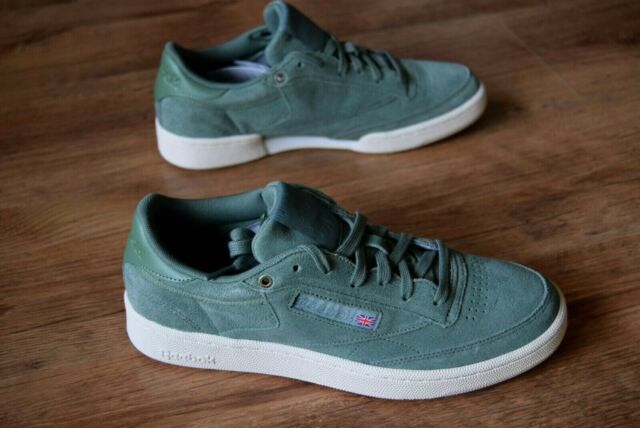 cheap for discount ebe59 c5a93 Reebok Classic Club C Mcc 40 41 42 44,5 45,5 46 47 CM9297 Suede Leather 85