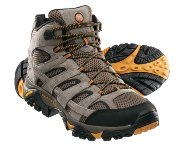 merrell womens moab ventilator mid hiking boot web