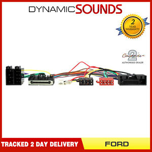 CT10FD09-Mains-Libres-Bluetooth-Parrot-Sot-Adaptateur-Faiseau-T-Cable-pour-Ford