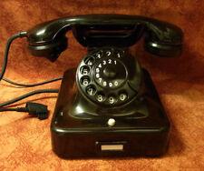 altes Telefon Bakelit W 48 Mix&Genest Modell 36  Telephone  Top!