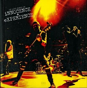 U2-Live-Songs-Of-iNNOCENCE-eXPERIENCE-Double-CD-Official-FANCLUB-Exclusive