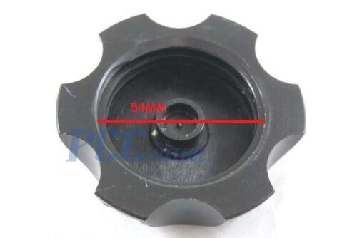 NOS Aluminum Black Gas Cap Inner Diameter 54mm Vent Pit Dirt Bike I GC10S