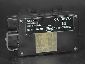 Audi-a4-8k-b8-a5-8t-a6-Anti-Diebstahl-Control-Module-Unit-Cobra-in-2215-4c2215aba